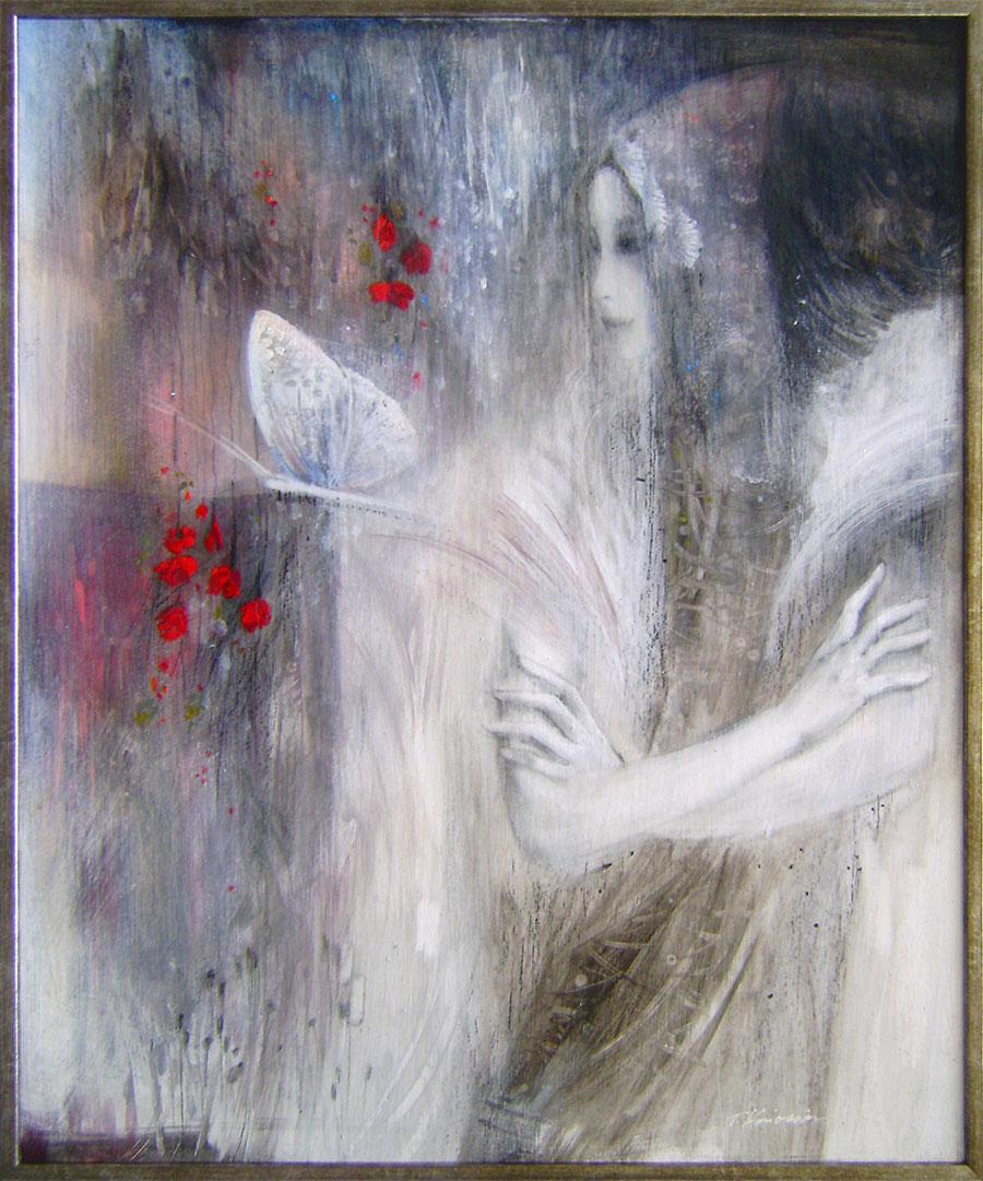 Tatiana Krivošová - Ponúknuté ticho