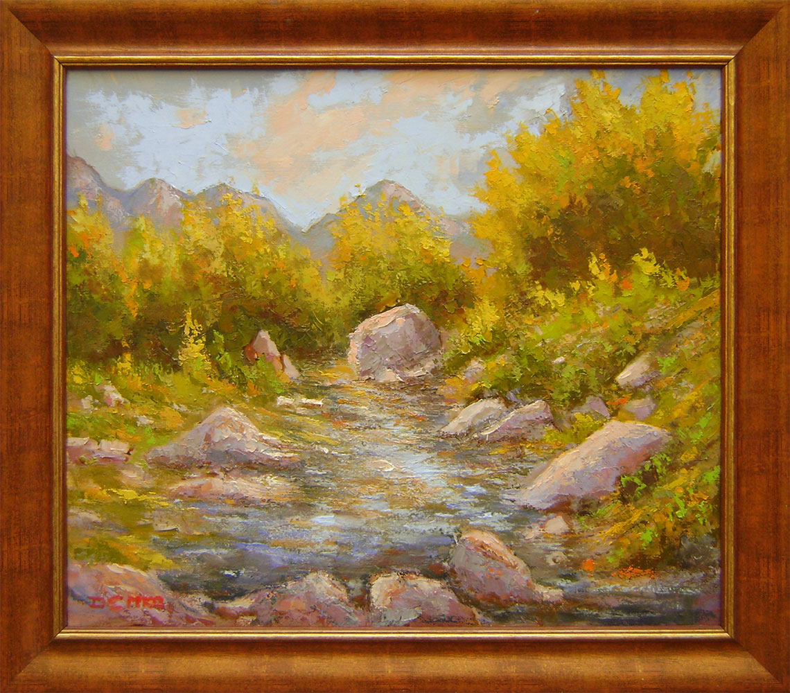 Demko - Horský potok