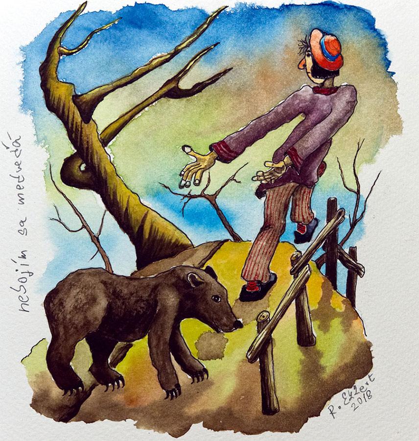Ekkert - Nebojím sa medveďa