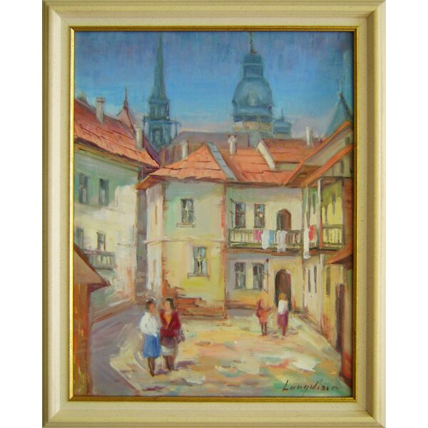 Langvizer - Košický dvor