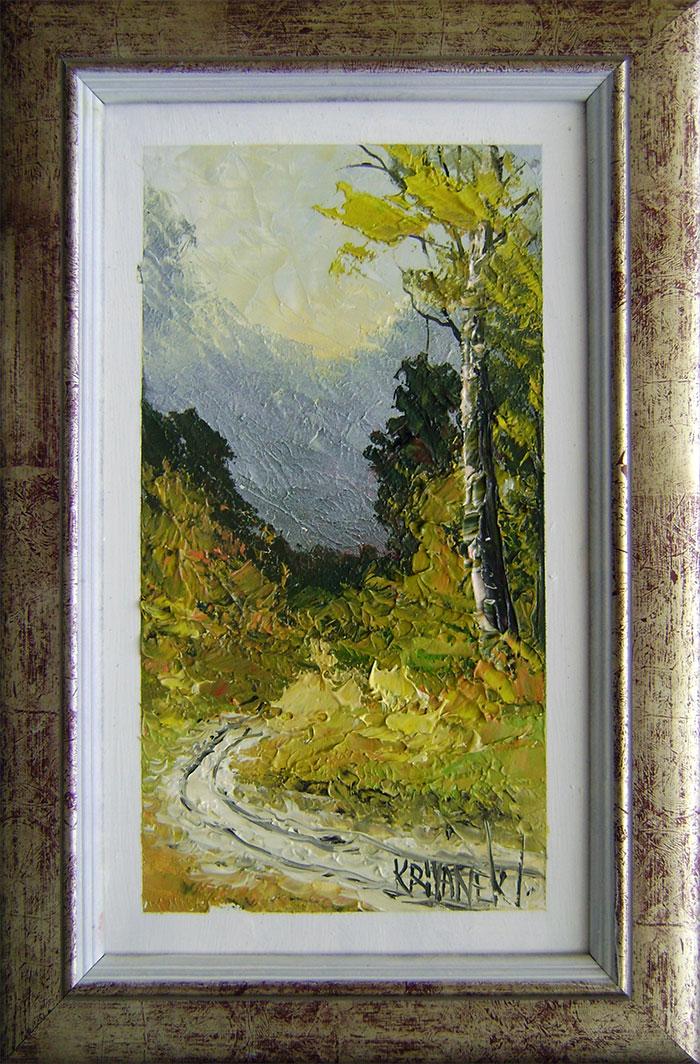 Krivánek - Jeseň v lese lV
