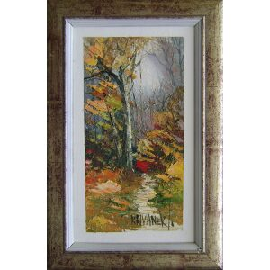 Krivánek - Jeseň v lese l