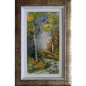 Krivánek - Jeseň v lese lI
