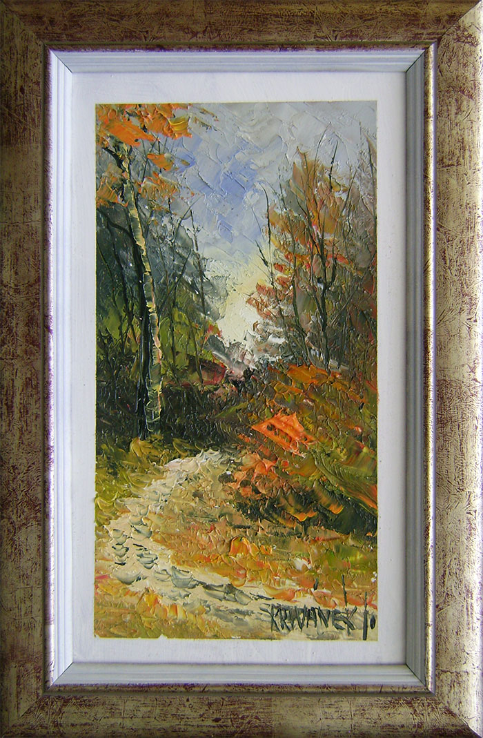 Krivánek - Jeseň v lese lll