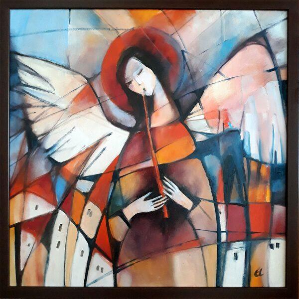 Lešková - Anjelik strážny