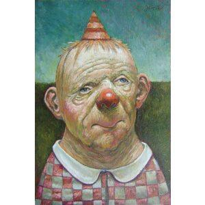 Šoltés - Starý klaun