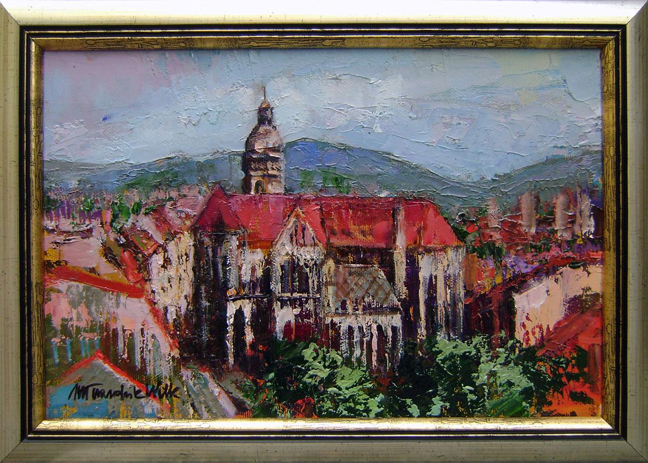 Twardzik - Dóm sv. Alžbety