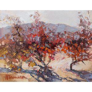 Twardzik-Wilk-Olivový háj