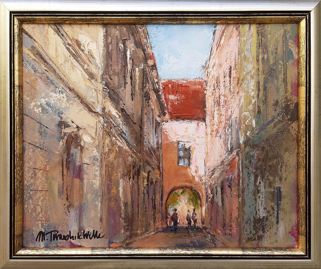 Twardzik-Wilk-Zámočnícka ulica